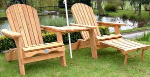 The Traditional Adirondack Chair | westporteast